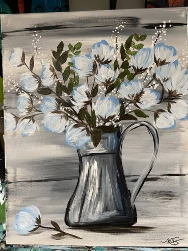 Masterpiece Painting Class at the Vineyard- Mother's Day