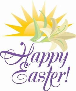 Happy Easter! Closed to observe holiday