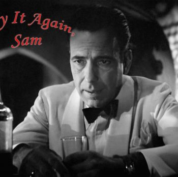 Murder Mystery Dinner- Slay it again Sam!