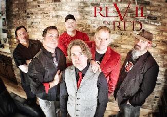 Concert in the Vineyard- Revel in Red